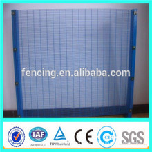 pvc coated 358 high security fencing/ Anti-corrosion 358 High Security fence
