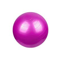 yugland Hot Selling Pilates Ball plateado custom organic yoga ball