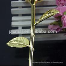Широко используется высокое качество хрустальная роза цветок