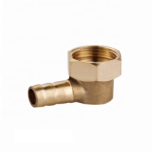 Manufacturer Hot Selling  diverter connector brass  threaded tee pipe fitting