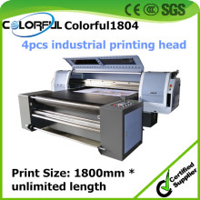 Mass Production Industrial Inkjet Printer for Cotton, Flax, Wool