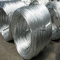 Silver surface iron wire