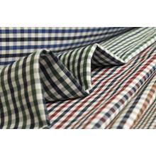 120gsm Sarga 60 algodón 40 camisas de tejido de poliéster