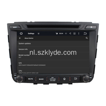Android 6.0 auto dvd voor Hyundai IX25