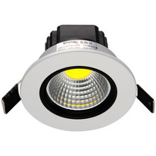LED Lámpara de techo LED 7W COB LED Downlight