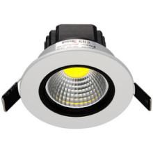 Plafonnier à LED LED 7W COB LED Downlight