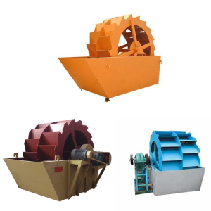 Bucket Wheel Sand Washing Equipment
