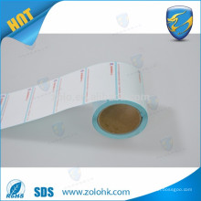 Hot new imports blank and custom printed oilproof supermarket weight scale thermal label paper roll
