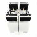 high quality N female 361-366Mhz 4 way dual band catv vhf uhf Cavity combiner