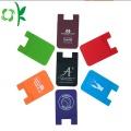 Клей Печатный сотовый телефон стикер силиконовой карты держатель