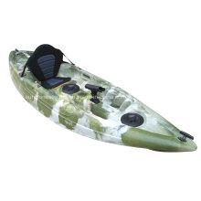 Plástico Pop de alta calidad Nuevo Sit on Top Kayak Ks-20 para ocio y pesca