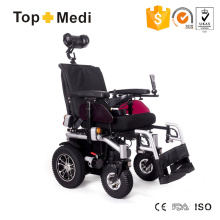 Cheap Prices Foldable Power Electric Wheelchair with Curtis Controller for Sales