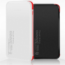 Kleurrijke Power Bank Case Rohs Power Bank