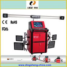Dispositif d'alignement de roue 3D alignement CE approbation