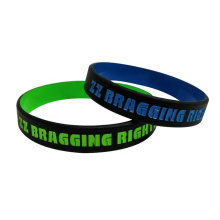 Wholesale Mixed Colors Custom Silicone Rubber Wristband