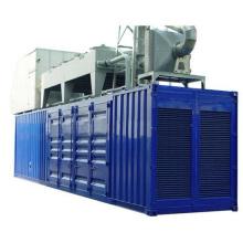 1000kw Super Ruhig Silent Gas Schallschutz Generator Set
