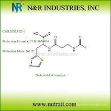 N-acetil-L-carnosina CAS: 56353-23-0