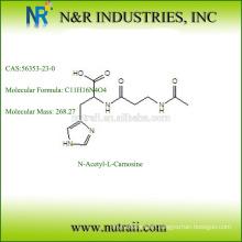 N-Acetyl-L-Carnosine CAS:56353-23-0
