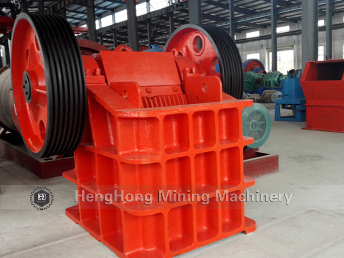 Stone Jaw Crusher