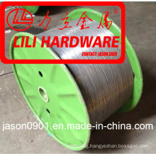 Steel Wire /Galvanized Steel Wire /Oil Temper Wire /Spheroidizing Wire Factory