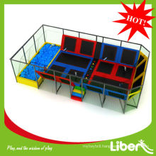 Top sale 14X8x4.5m Size indoor trampoline park for Newzealand Customer                                                     Quality Assured