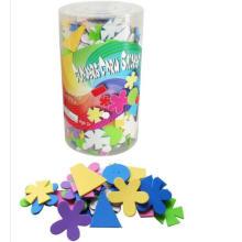 wholesale colorful Flower EVA Foam Sticker,Foam Sticker