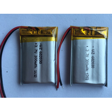 Batteria 3.7v 300mAh Lipo per altoparlanti wireless (LP2X3T6)
