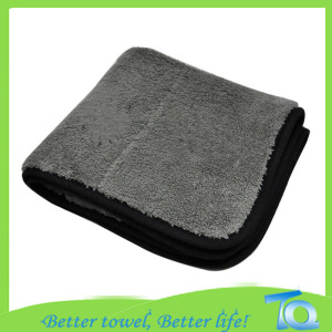Extra Absorbent Thick Coral Fleece Cleaning Cloth