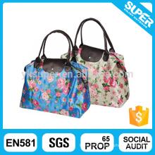 2016 Hot Sale New design Reusable folding shopping bag