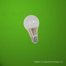 Литой алюминий Золотой светодиодный свет лампы 3W