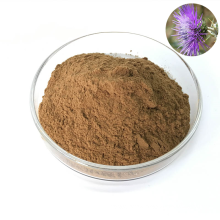 High Quality Pure Natural Milk Thistle Seed Extract Silymarin Powder