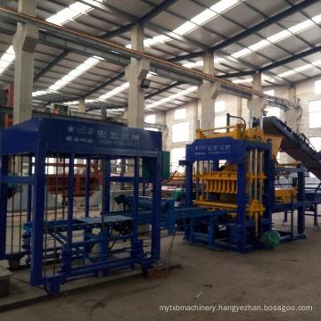 Qt5-15 Interlocking Block Making Machine,Eps Block Machine,Insulation Brick Machine