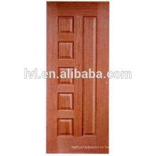 ХДФ с формованной дверной обшивкой