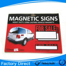 Рекламные подарки Гибкие магниты автомобиля магниты