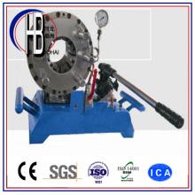 Máquinas para la venta Manual de la máquina para prensar mangueras hidráulicas