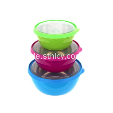 201 Edelstahl-Food-Container-Set