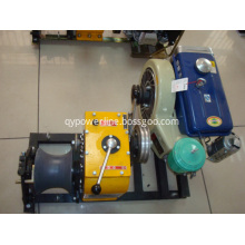 Diesel Engine Powered Winch 3T Pulling Cable