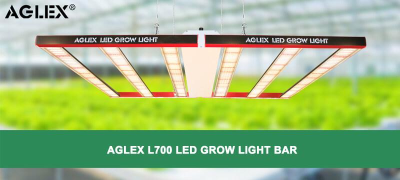 AGLEX L700 LED GROW LIGHT