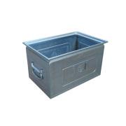 contenedor de transporte de acero
