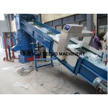 Máquina plástica del densificador del aglomerador de la película