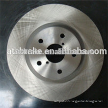 auto spare parts brake system 26300XA00A brake disc/rotor