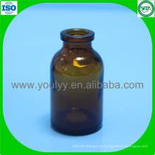 Botella moldeada de 20 ml