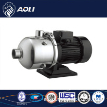 Chlhorizontal Stainless Steel Ss 304 Light Multistage Centrifugal Pump