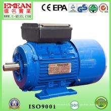 Motores elétricos dos capacitores dobro monofásicos da carcaça da série do Ml