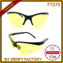 SG-11 speziell entwickelte Tempel Kunststoff Hälfte rahmt Nachtfahrten Objektiv Schutzbrille