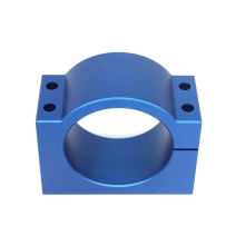 Precision fabrication 6061 7075 Aluminum CNC Machining Parts with color anodizing