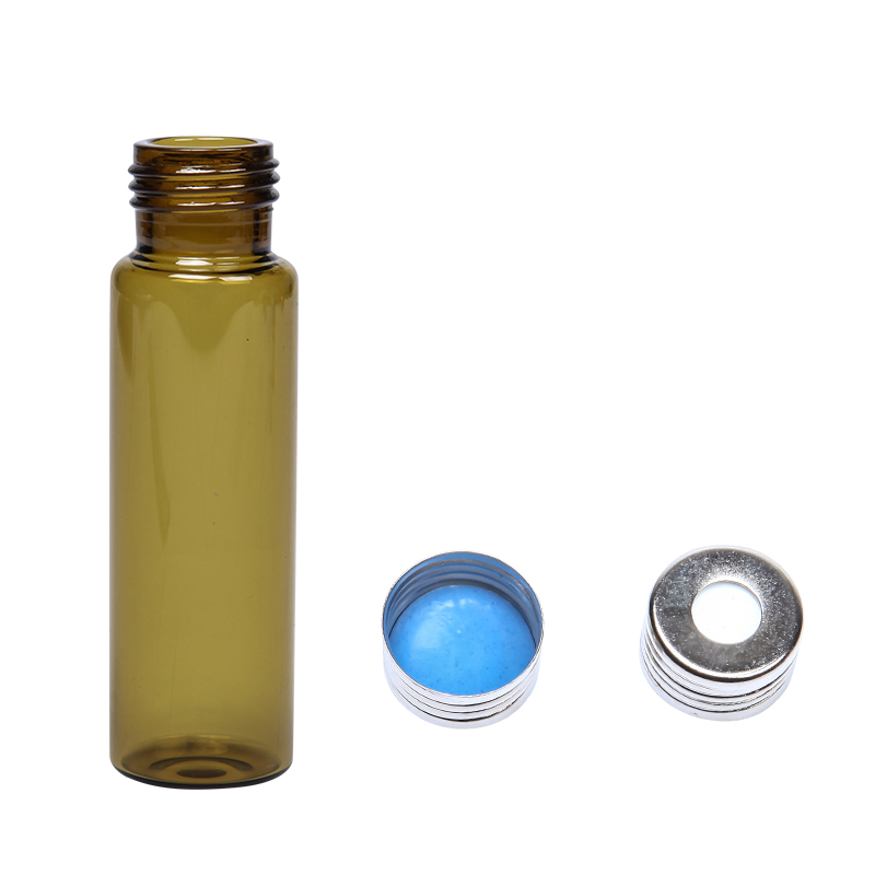 Vial de cabeza de tornillo superior 20ML para laboratorio