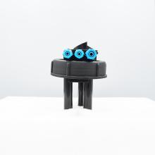 Eine Serie undurchsichtiger Tintenverteiler ohne Sensor