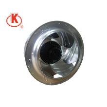 Ventilador centrífugo do impulsor do alumínio da fábrica de 115V 310mm China para trás
