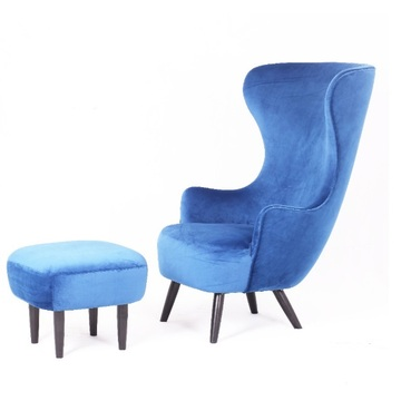 Tom Dixon Wingback Stuhl